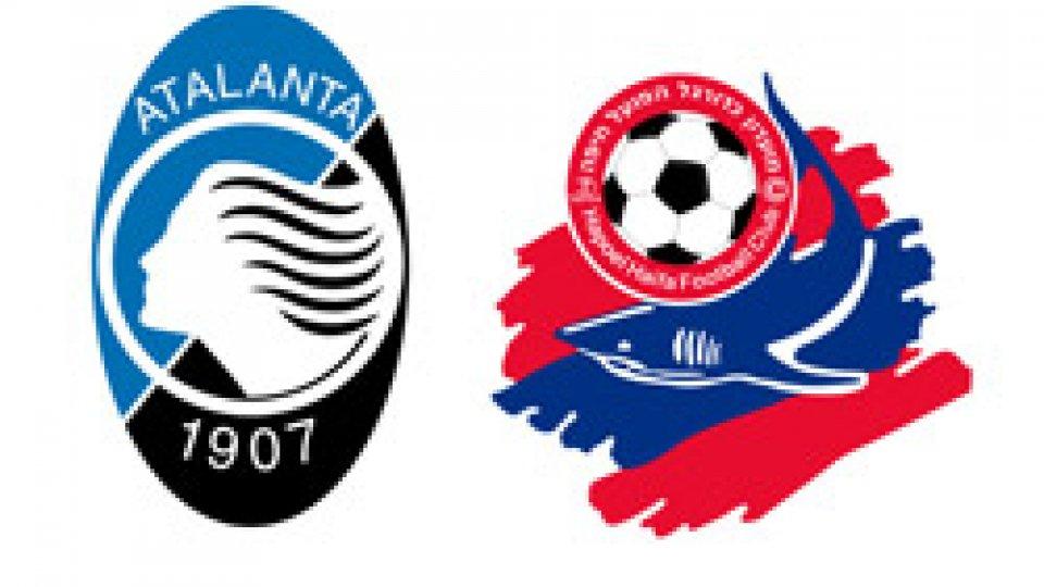Europa League: l'Atalanta se la vedrà con l'Hapoel Haifa