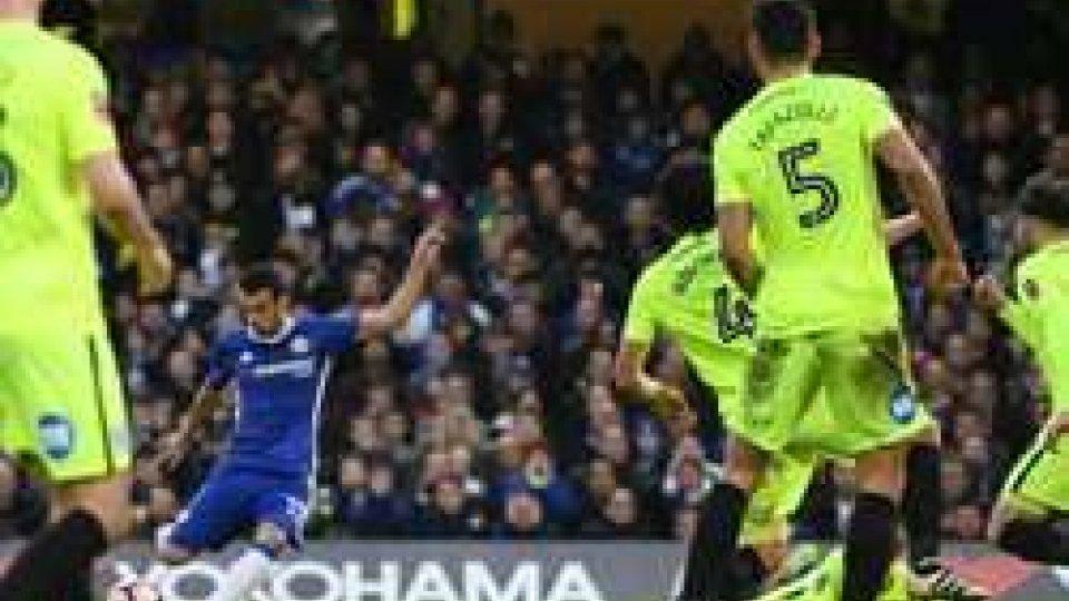 FA Cup: Chelsea avanti senza affanni