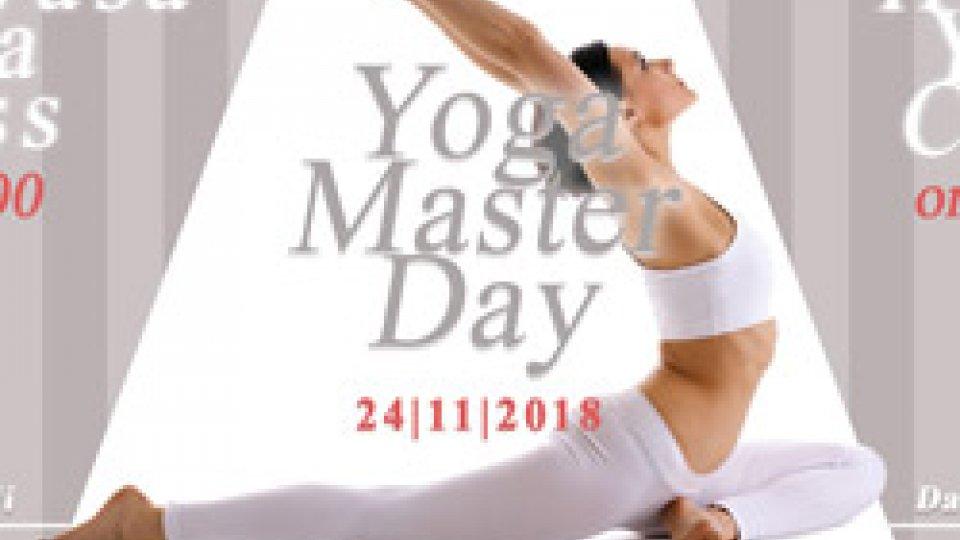 YOGA MASTER DAY, la pratica millenaria che fa bene a tutti