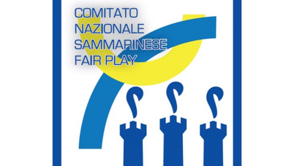 APERTE LE ADESIONI 2019 AL COMITATO FAIR PLAY.
