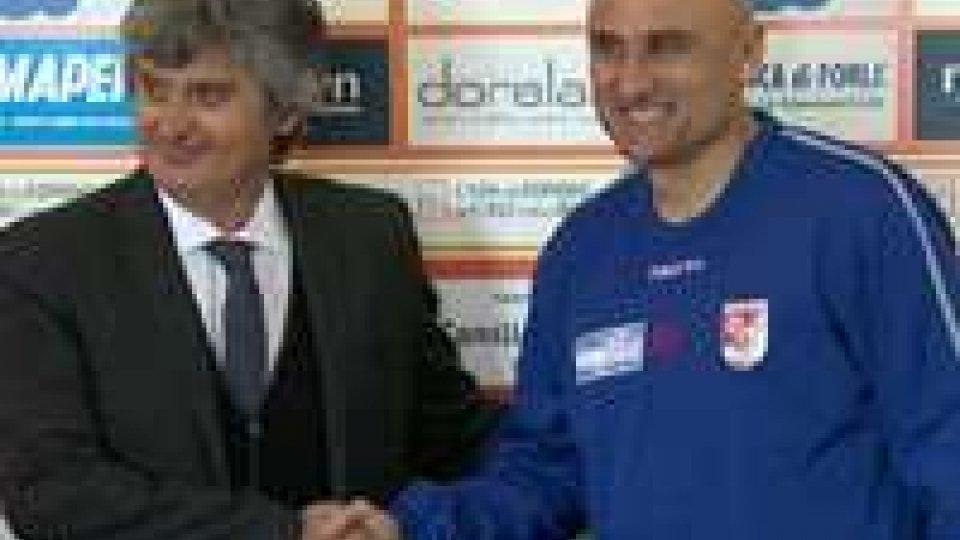 Forlì: ufficialmente cominciata l'avventura di Aldo FiricanoForlì: ufficialmente cominciata l'avventura di Aldo Firicano