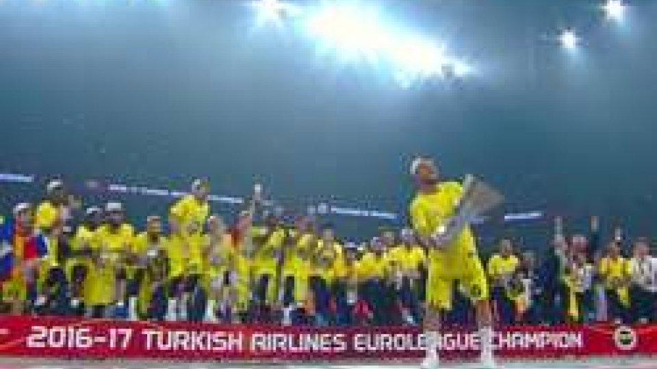Il Fenerbahce è campione d'Europa per la prima volta