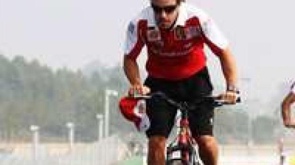 Ciclismo: Alonso pronto a salire sui pedali, ma da dirigente