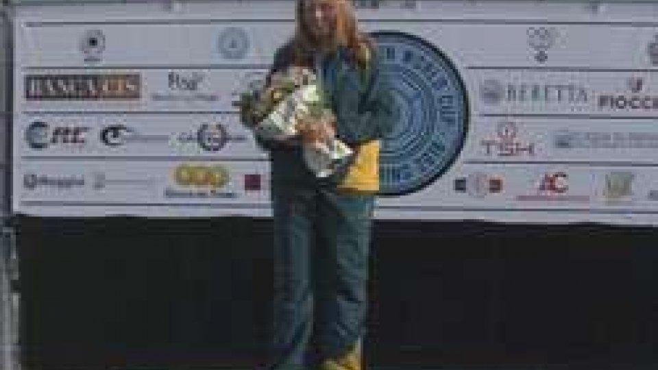 Emma Elizabeth CoxTiro a volo: la Cox vince la gara del trap femminile