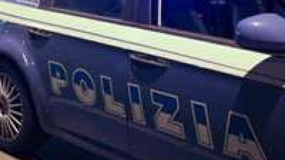 Rimini: arrestato moldavo a bordo di un furgone targato Rsm