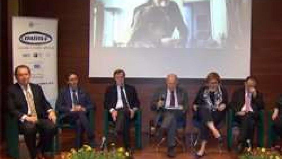 I relatori della conferenzaEpatite C: San Marino punta a diventare primo Paese al mondo libero dalla malattia