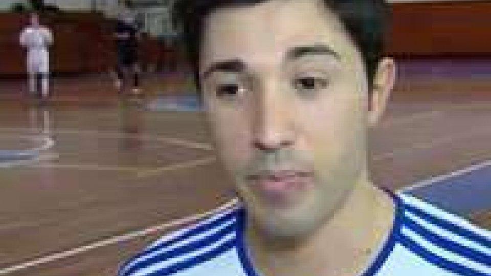 Futsal: prove generali per la nazionale sammarineseFutsal: prove generali per la nazionale sammarinese