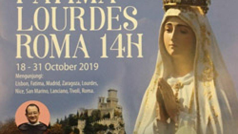 Think Synergy - San Marino meta turistica del più famoso pellegrinaggio della comunità cattolica indonesiana