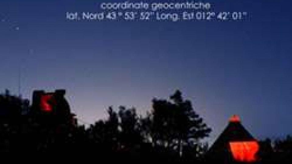 Al Borgo San Giuliano una serata dedicata alle stelle e al cosmo