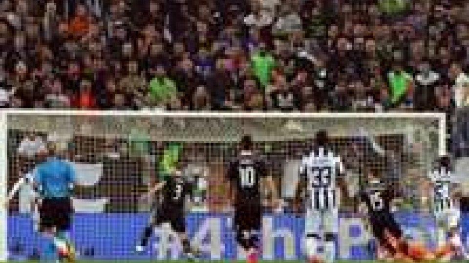 Champions League: la Juve batte il Real 2-1, la finale non è un sognoChampions League: la Juve batte il Real 2-1, la finale non è un sogno. Le interviste post partita
