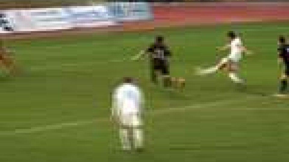 Coppa Italia: San Marino-Nocerina 1-2Coppa Italia: San Marino-Nocerina 1-2