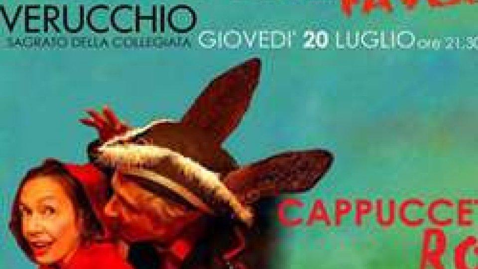 Verucchio: Cappuccetto Rosso nel Borgo delle Favole