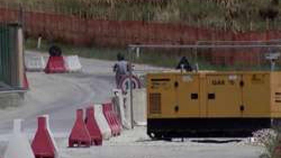 Polo Lusso: cantieri in corso per lo spostamento della strada di via Fondo Ausa