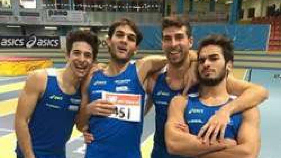 Atletica, sammarinesi sottono agli Assoluti Indoor di Ancona