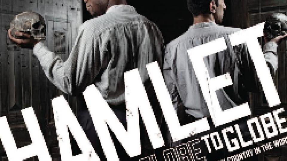 In arrivo al Teatro Nuovo HAMLET - THE GLOBE TO GLOBE