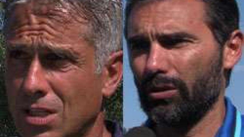 Andrea Orecchia e Pierangelo ManzaroliOrecchia e Manzaroli soddisfatti del test