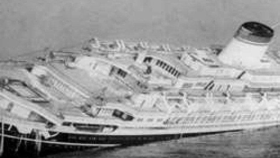 26 luglio 1956: affonda il transatlantico Andrea Doria