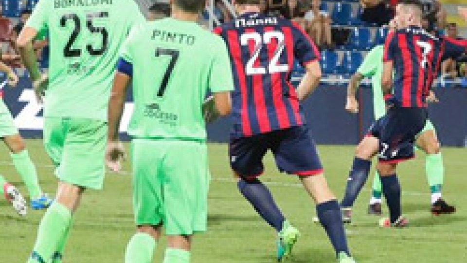 Nicola Nanni  Foto FC Crotone