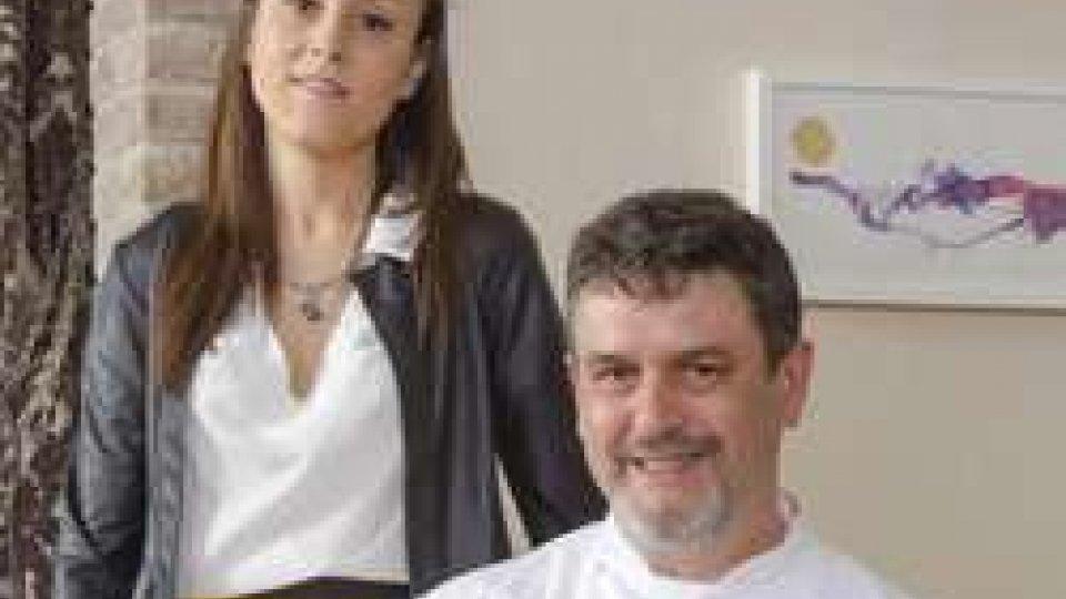 Dieci anni di stelle per chef Luigi Sartini
