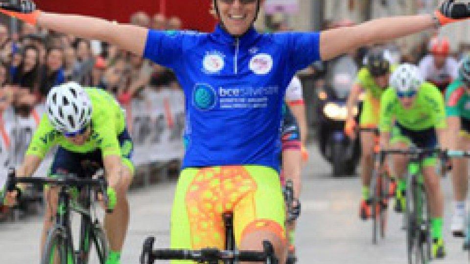 Ciclismo: Marta Bastianelli è d'oro agli Europei