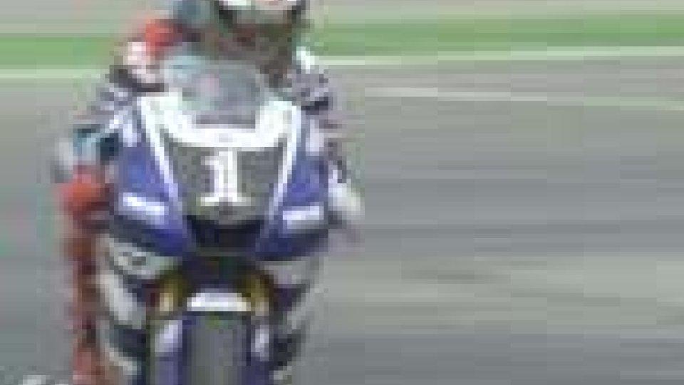 Gp San Marino - Lorenzo mostruoso a Misano, Rossi è 7°