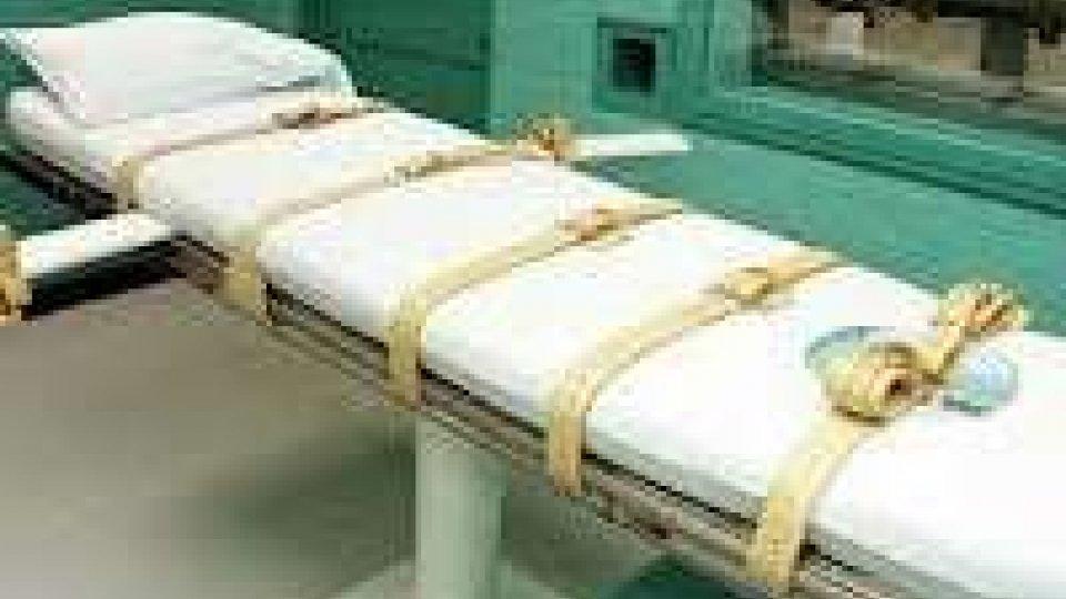 Usa: eseguita condanna a morte in Texas