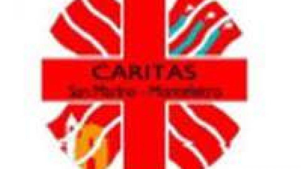 Caritas San Marino: solidarietà natalizia, donata una consistente quantità di alimenti