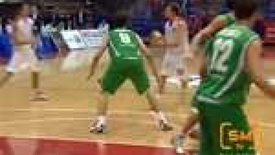 Rimini - Basket. Imprese per i Crabs, battuta la capolista Ferrara 78-74