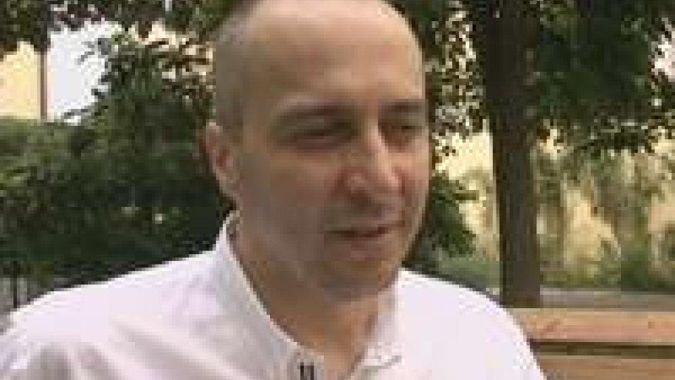 Omicidio Ferri: Bergoglio conforta il fratello della vittima, MicheleOmicidio Andrea Ferri: Bergoglio conforta il fratello della vittima, Michele