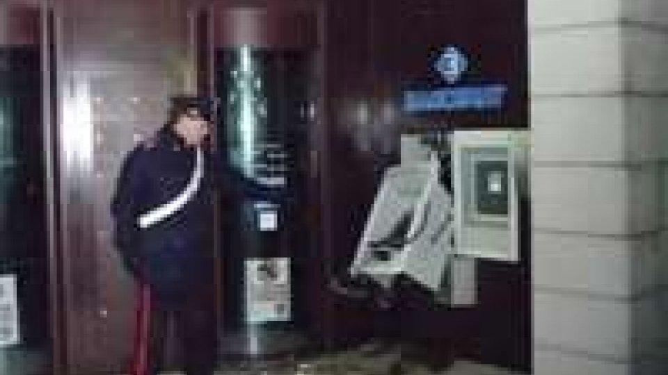 Assalto al Bancomat a Bellaria