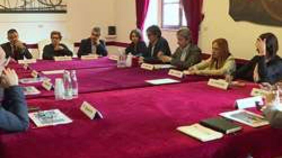 Incontro Governo-Giunta RiminiNuove sintonie tra San Marino e Rimini: dopo l'incontro Governo-Gnassi in arrivo progetti condivisi