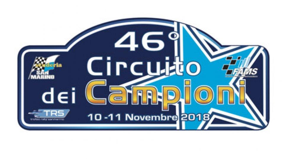 Scuderia San Marino: tutto pronto per il tanto atteso 46° Circuito dei Campioni