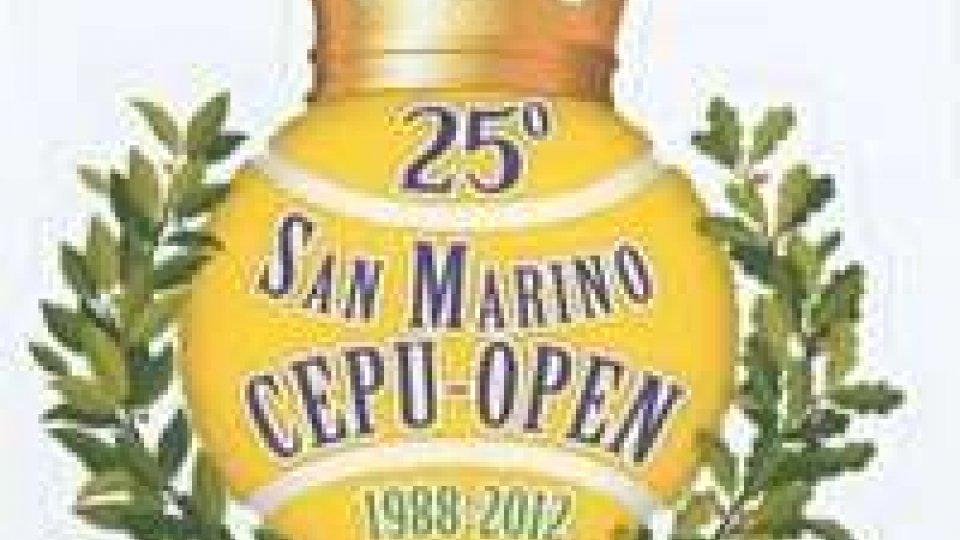 Nell'edizione delle nozze d'argento, diverse novità al San Marino CEPU OpenTutto pronto per le nozze d'argento dell'Open di San Marino
