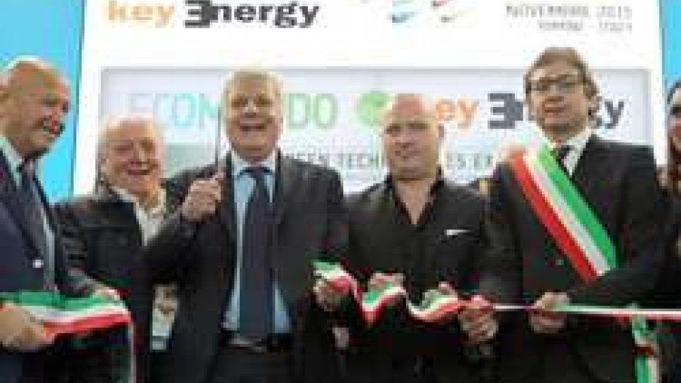 Inaugurato a Rimini Fiera l'appuntamento con la Green Economy