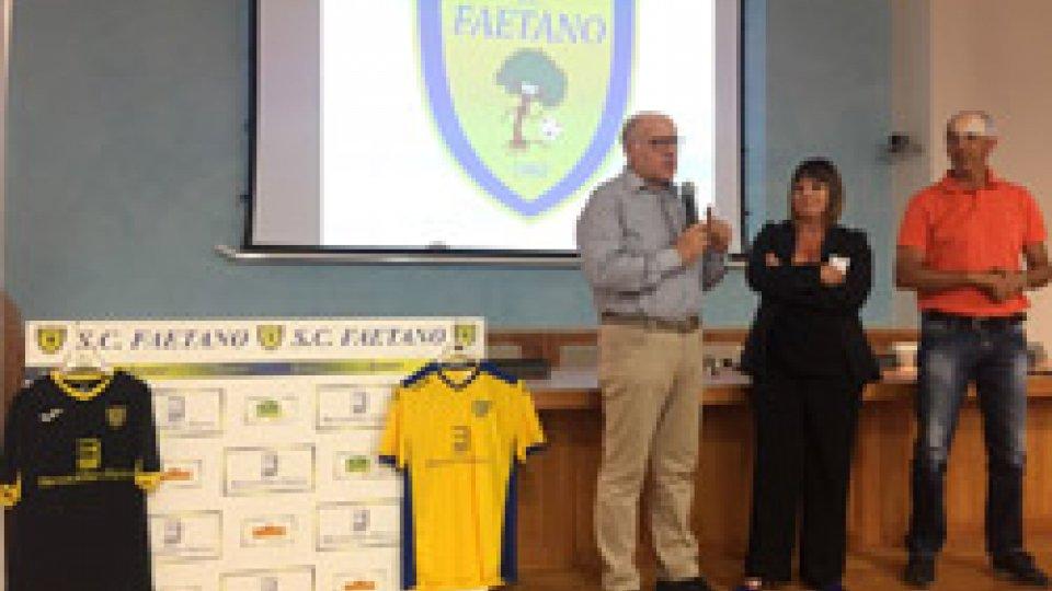 Faetano Calcio: presentazione squadra