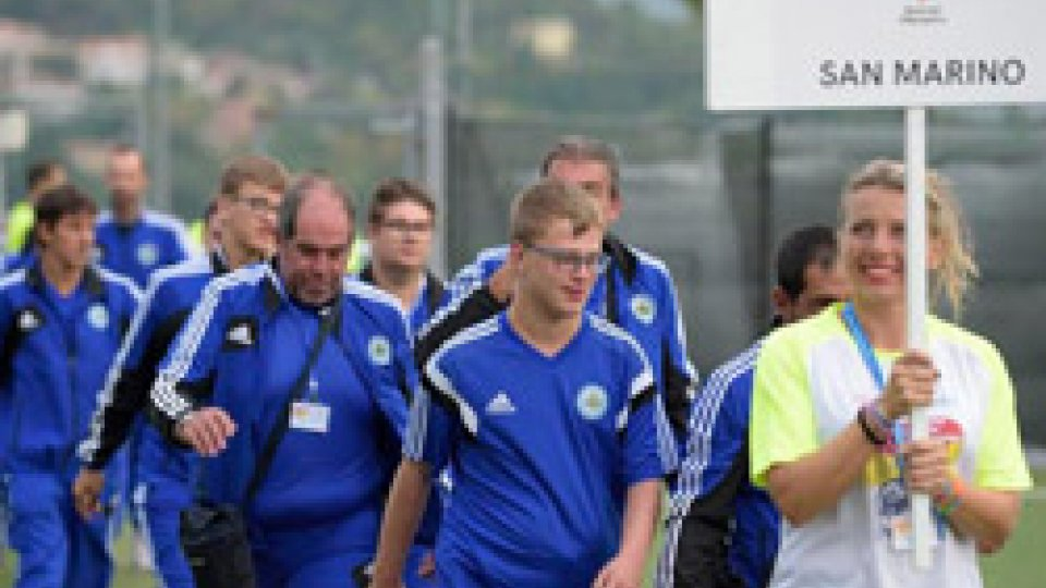 Special Olympics Football Tournamen