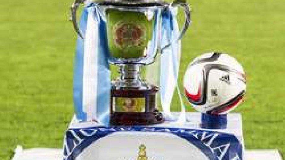 Coppa TitanoCoppa Titano: in campo i quarti di finale