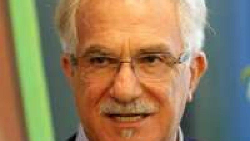 Raffaele Bonanni a San Marino per la Reggenza