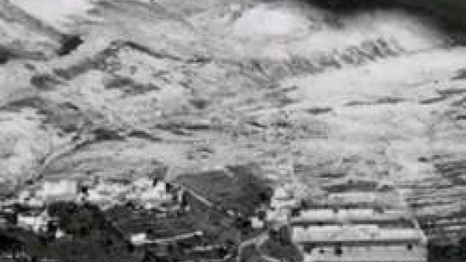 9 ottobre 1963: il disastro del Vajont