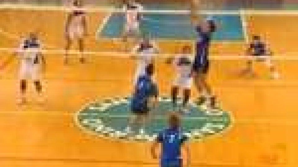 San Marino - Volley: vince ancora la Femm