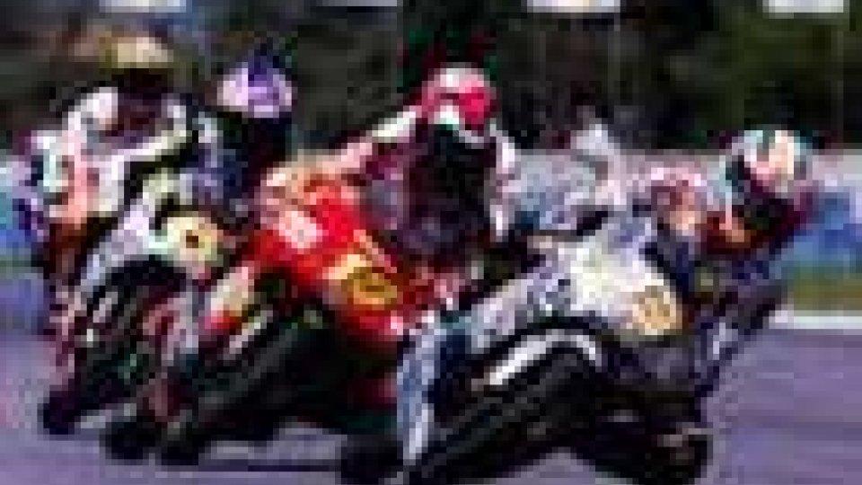 Moto: nella classe 125 romagnoli protagonisti