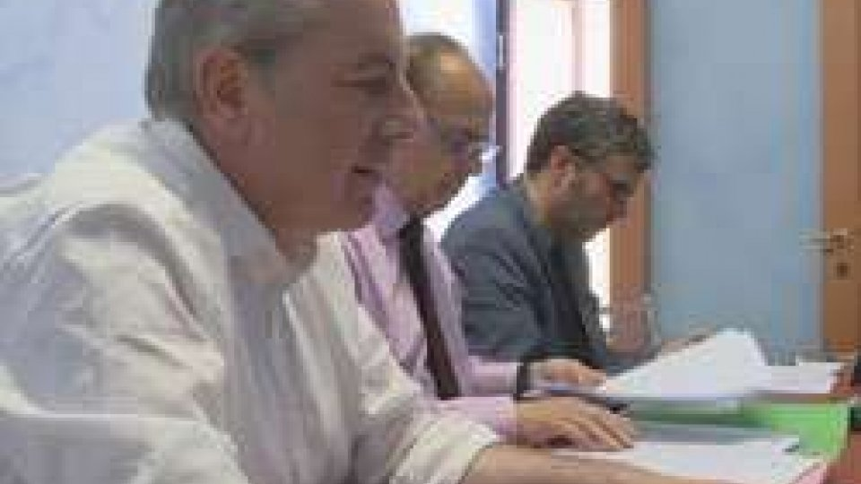 Epifanio Troina, Augusto Casali e Erik CasaliNuova San Marino, proposte per il rilancio di economia e turismo