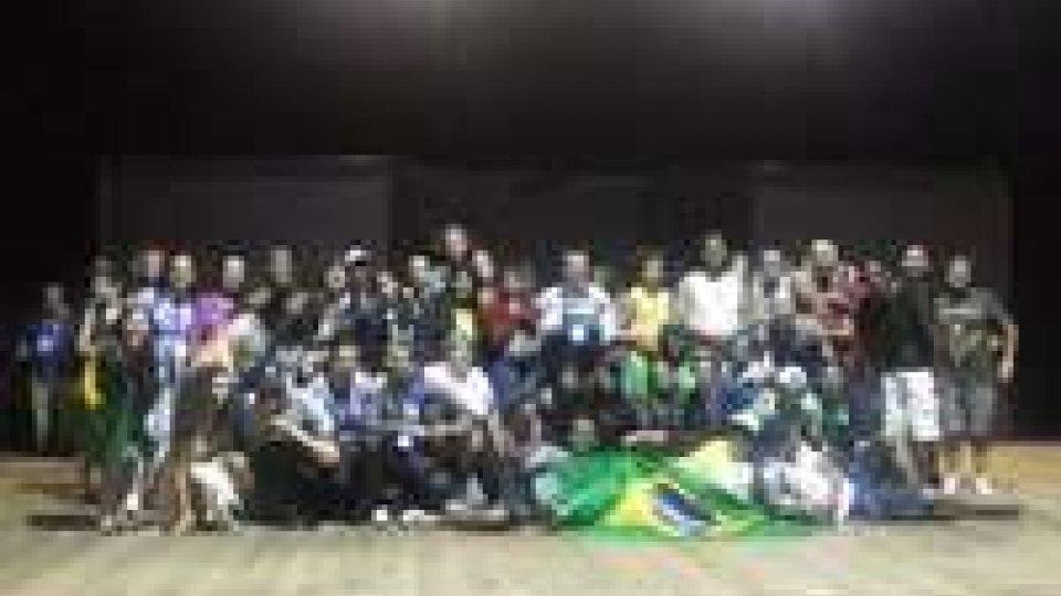 GMG: i ragazzi della Papa Giovanni XXIII ritornano da Rio