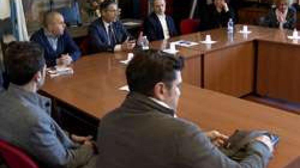"""Confronto a SerravalleTurismo: proseguono gli incontri dei Capitani con i sindaci del circondario per creare una """"rete"""" di eventi"""