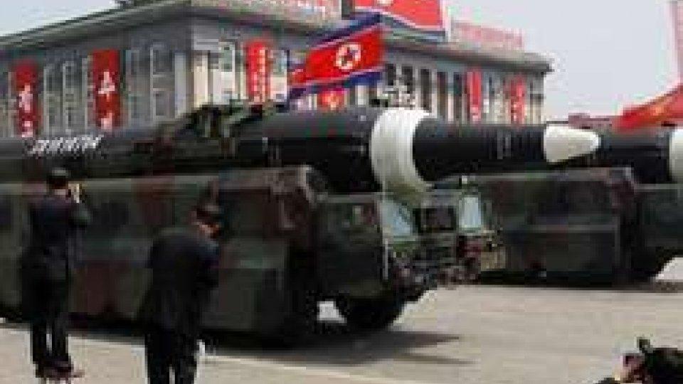 Corea del Nord: Usa stanno valutando misure severe