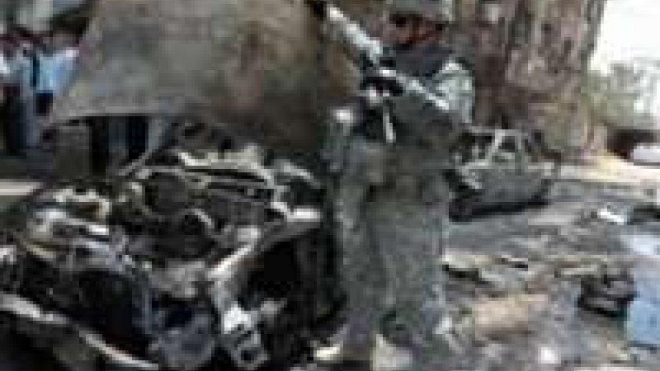 Iraq: 26 vittime per un autobomba a Baghdad