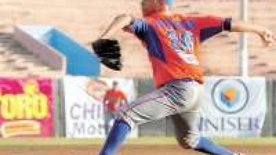 Baseball: Candelario nuovo lanciatore del Rimini