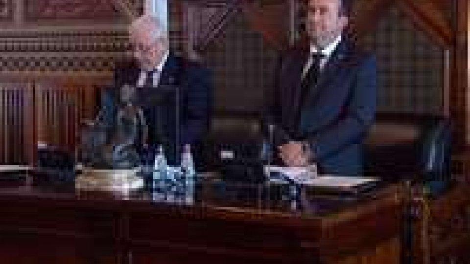 San Marino - Consiglio in seduta segreta sulla Carisp