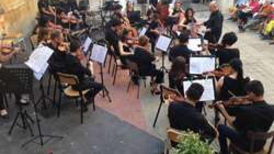"""Orchestra giovanile IMS in concerto al """"Maderna"""" di Cesena"""