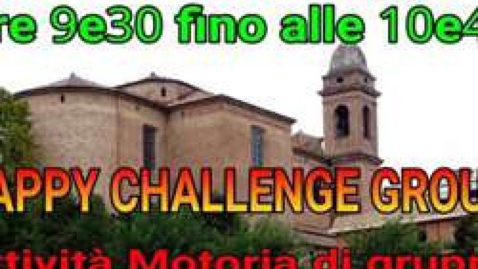 Santarcangelo lancia la 'sfida del benessere' con Happy Challenge Group